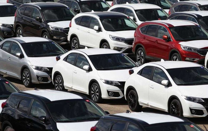 New car sales accelerate in August - and edge ahead of 2015
