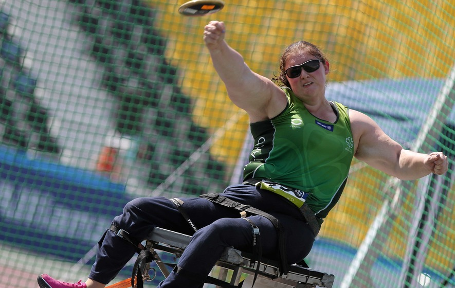 Profiles of Ireland's competitors at Paralympic Games in Rio