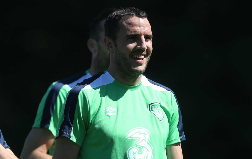 John O'Shea left with mixed feelings after Republic of Ireland draw with Serbia