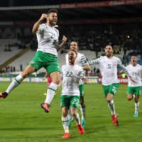 In Pictures: Republic of Ireland's World Cup qualifier against Serbia
