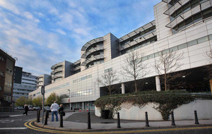 Waiting time targets at A&E 'still not being achieved' at Royal Victoria Hospital, report finds