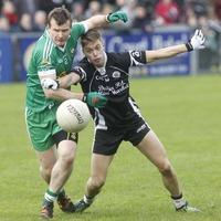 Burren 'up against it' in clash with Kilcoo says Dan McCartan