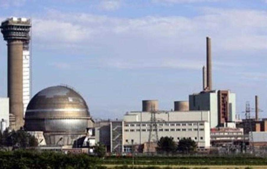 'Serious safety concerns' over UK nuclear plant at Sellafield