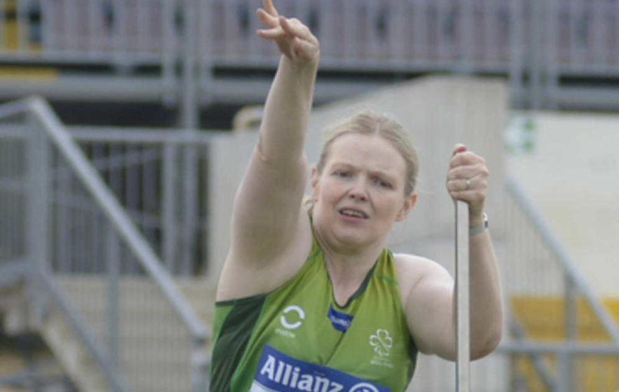Deirdre Mongan excels at juggling to compete in Rio's Paralympic Games