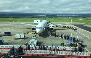 Derry Airport set to continue losing money for the next five years