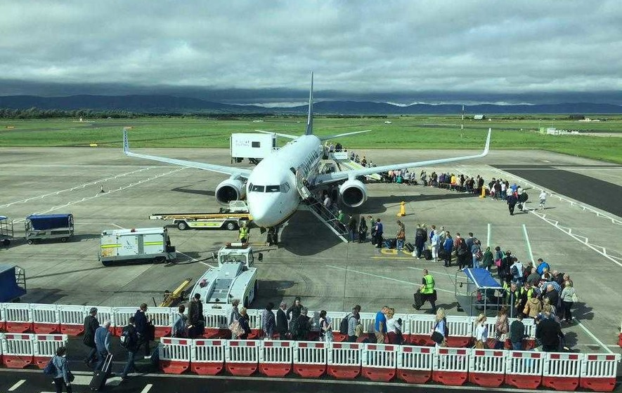 flights to alicante from city of derry airport