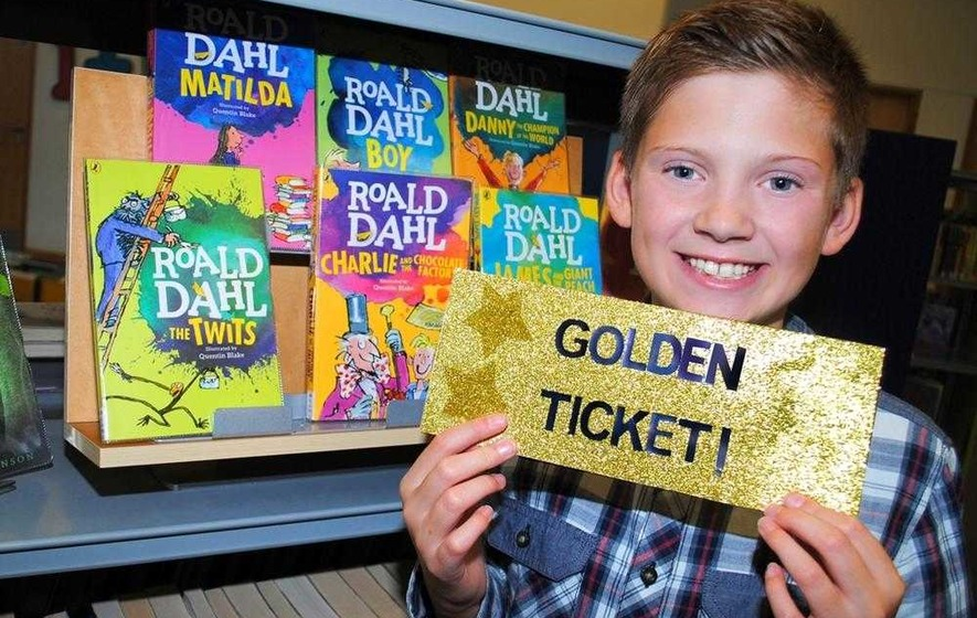 Roald Dahl's 100th birthday to be celebrated in Northern Ireland libraries