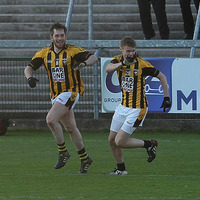 Crossmaglen's Johnny Hanratty has no intention of letting up yet