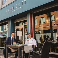 Fish and chips with a twist comes to Belfast's Ann Street