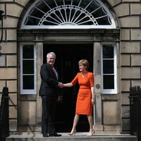 UK break-up 'not inconceivable', First Minister warns ahead of Brexit talks