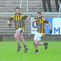 Crossmaglen are starting to motor says Johnny Hanratty