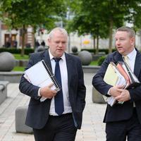 Padraig McShane conviction quashed by High Court