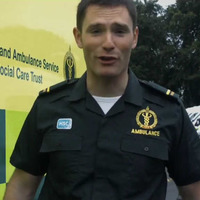 Ambulance Service workers are set to wear a new green uniform