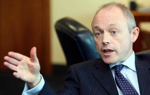 'Sinn Féin supporting' Barra McGrory accused of trying to muzzle British Parliament