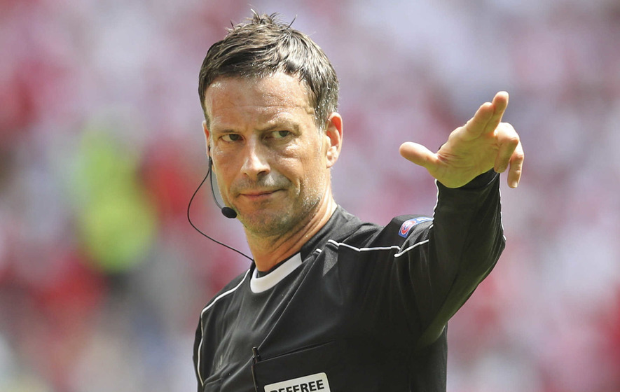 Mark Clattenburg's tattoos the story of a busy summer