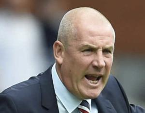 Rangers boss Mark Warburton sweating on fitness of Josh Windass