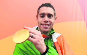 Ireland's Jason Smyth seals third 100m title in-a-row
