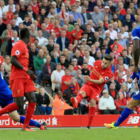 Liverpool punish champions Leicester