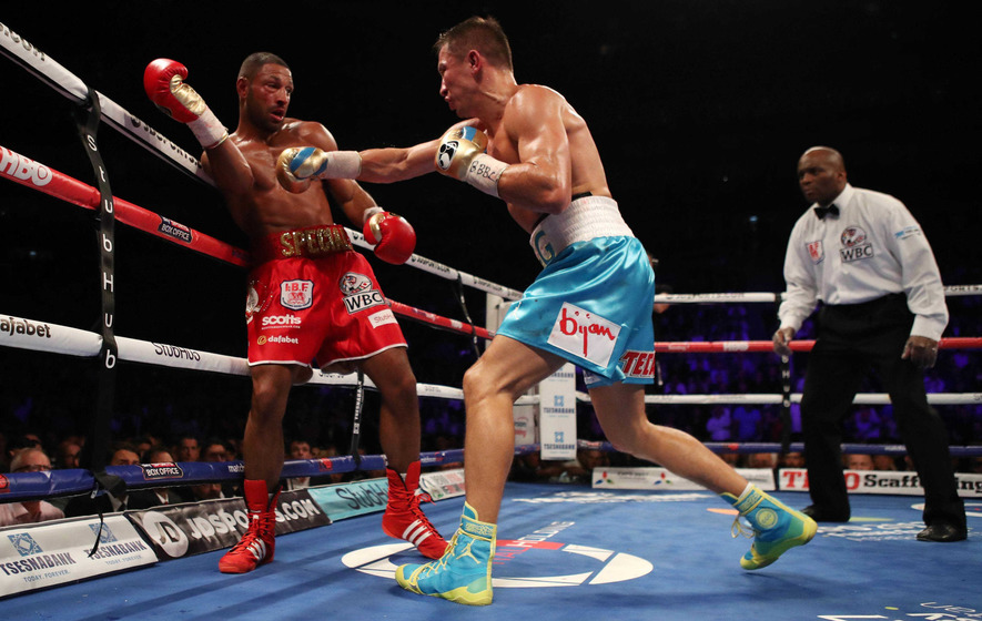 Kell Brook backs decision to end fight against Gennady Golovkin