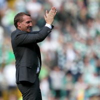 Brendan Rodgers impressed by Moussa Dembele's approach