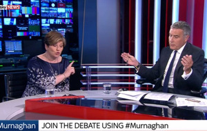Emily Thornberry accuses Sky's Dermot Murnaghan of 'sexism' over 'pub quiz' TV grilling