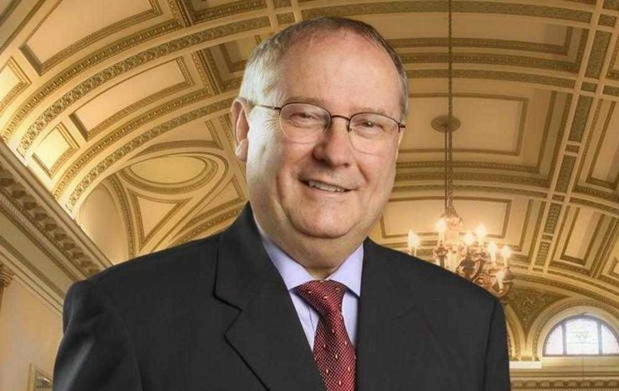Frank Cushnahan: Nama 'has reported ex-adviser to police'