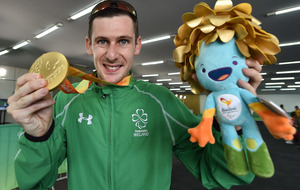 Michael McKillop takes second consecutive gold medal in Rio