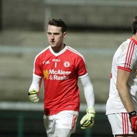 Tyrone's Niall Morgan urges county to back Mickey Harte