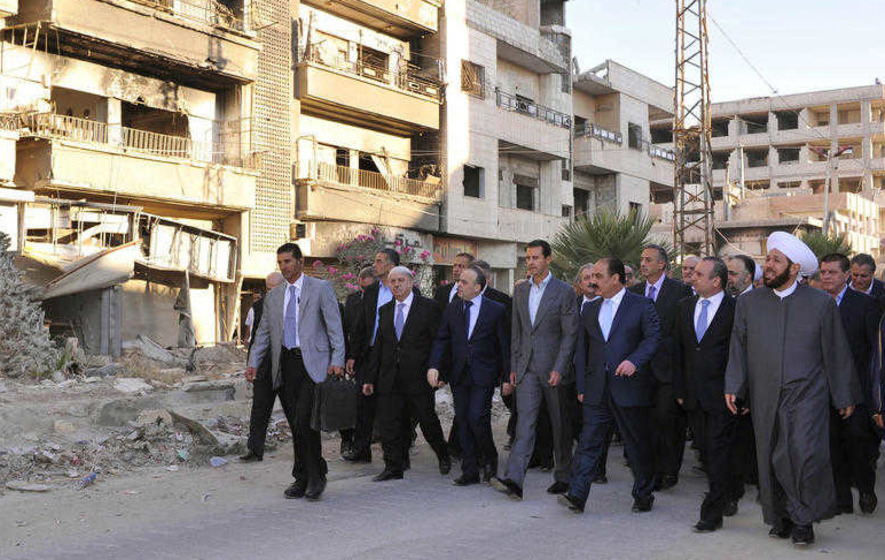 Assad determined to 'reclaim country', hours after ceasefire