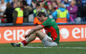 Aaron Kernan: Heart cries Mayo but head says Dublin