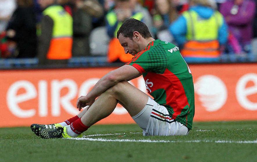 Aaron Kernan: Heart cries Mayo but head says Dublin