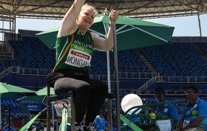 Disappointment for Deirdre Mongan at Rio Paralympics