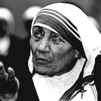 Raising voices in praise of God where St Teresa of Calcutta stood