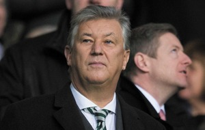Celtic chief pledges calm response to effigy issue