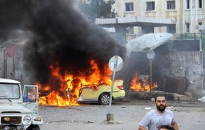 300,000 people killed in Syrian civil war, say activists
