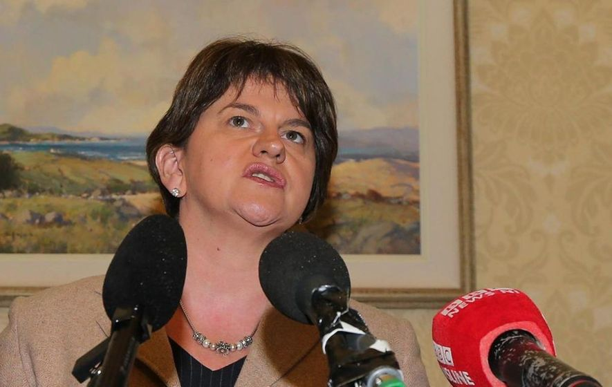 First minister criticises UUP's 'old' enterprise proposals