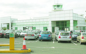 Stormont poised to provide rescue package for City of Derry Airport