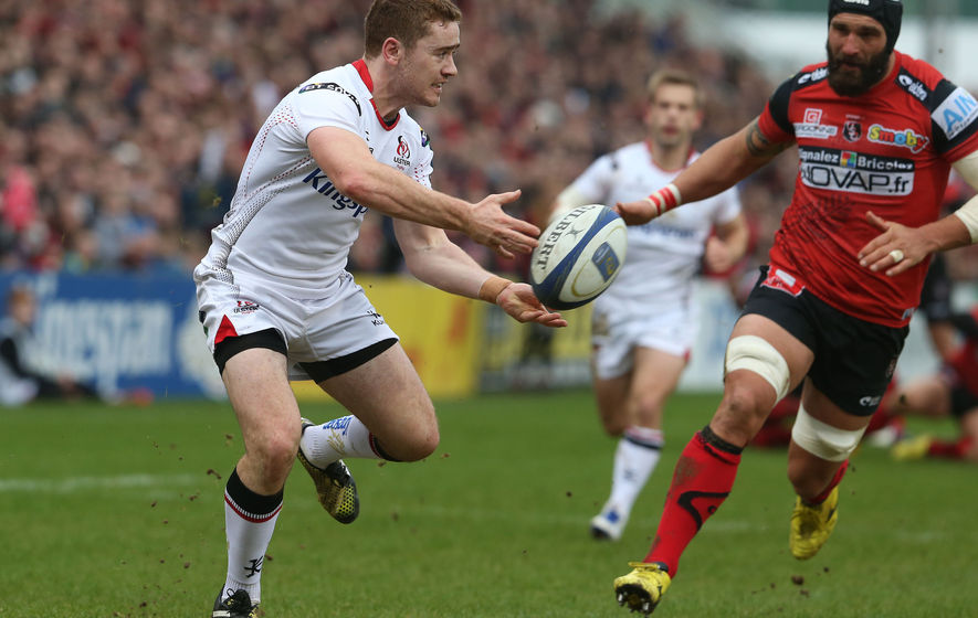 Paddy Jackson returns to Ulster side for game with Scarlets
