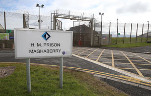 Jail staff watched as mentally ill prisoner blinded himself in cell
