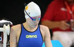 Ireland's Nicole Turner qualifies for 400m freestyle final in Rio