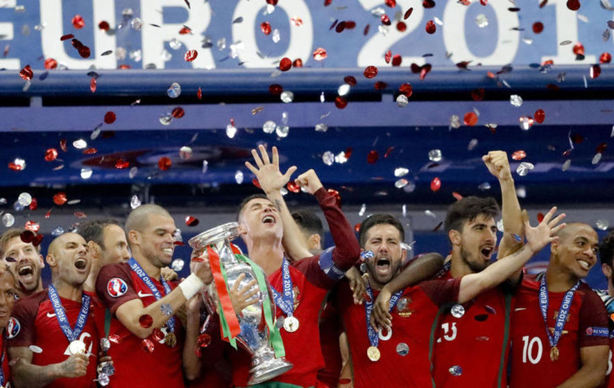 How non-possession game proved a success at Euro 2016