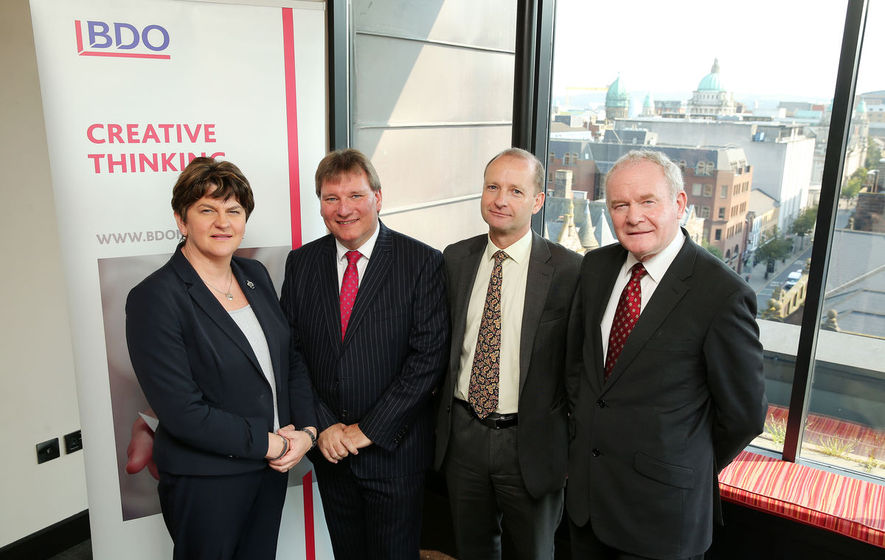 BDO to create 43 new jobs in Belfast