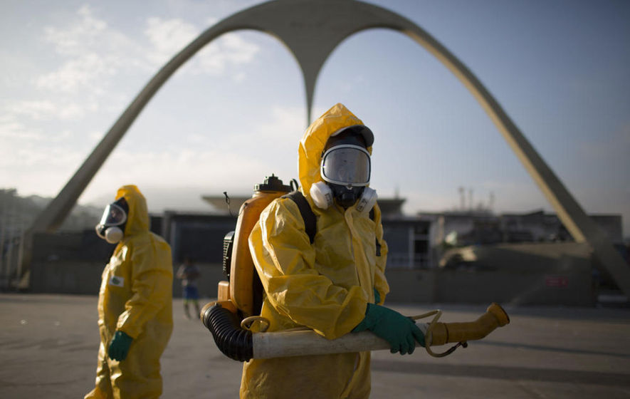 People from north treated for Zika virus