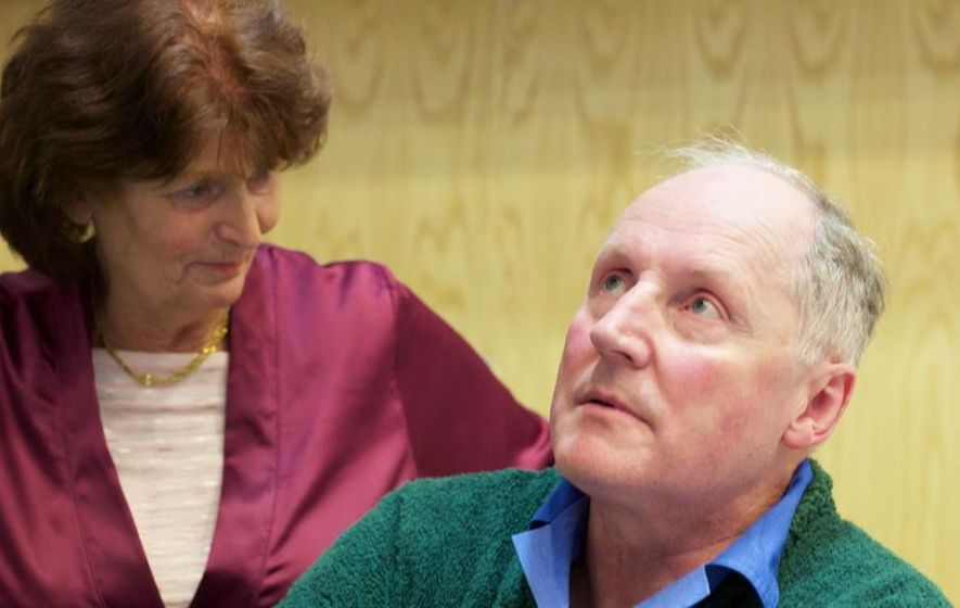 Maeve Binchy's play Aches and Pains on stage