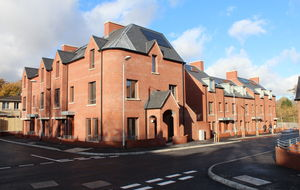 Belfast housing scheme recognised as UK's best