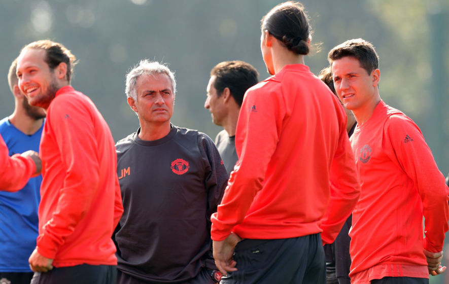 Mourinho Tasks Manchester United To Impress In Feyenoord Clash