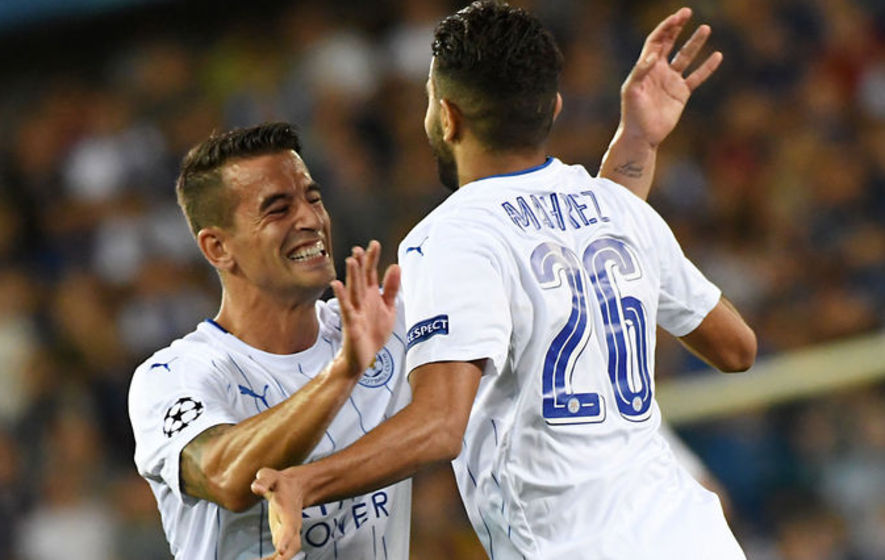 Claudio Ranieri delighted with Leicester win over Club Brugge