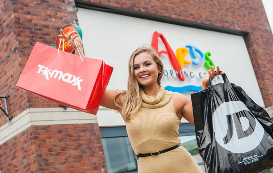 TK Maxx latest new retailer at redeveloped Ards Shopping Centre