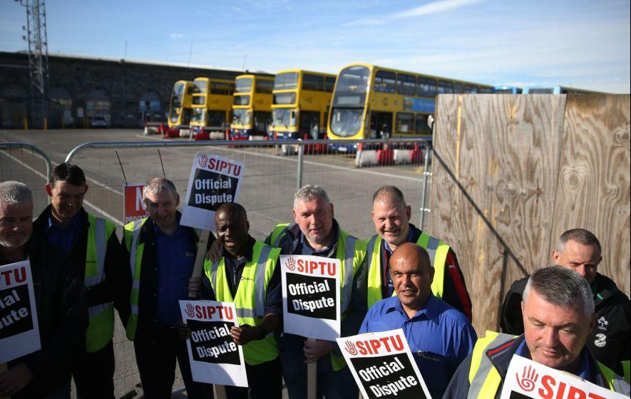 13 more strike days announced in Dublin Bus pay dispute