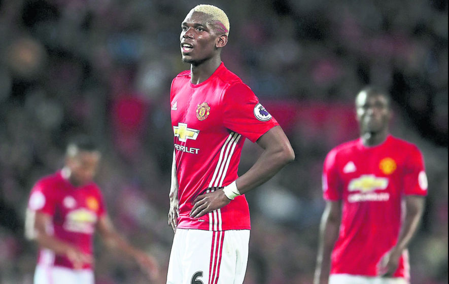 Brendan Crossan: The problem isn't Paul Pogba - it's the tactics